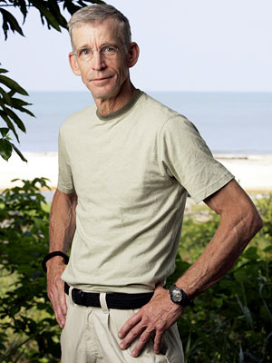 Bob Crowley - Survivor Winner, Millionaire, Über Geek of the Year