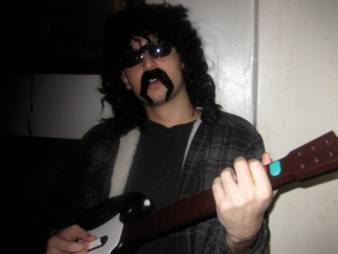 My Halloween 2008 Costume