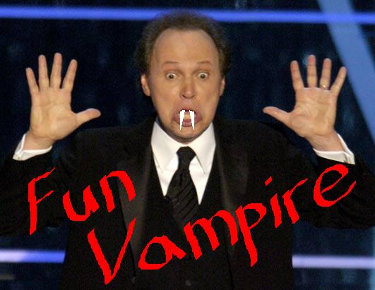 Billy Crystal Fun Vampire