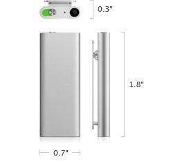 iPod Shuffle Specs