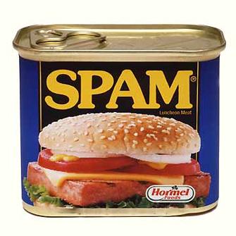 Embrace spam