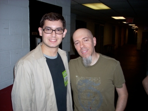 Jordan Rudess is an incredibly nice guy.