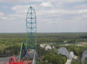 kingda-ka-rollercoaster
