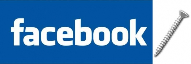 I wanted to use my Facebook Screw image again.