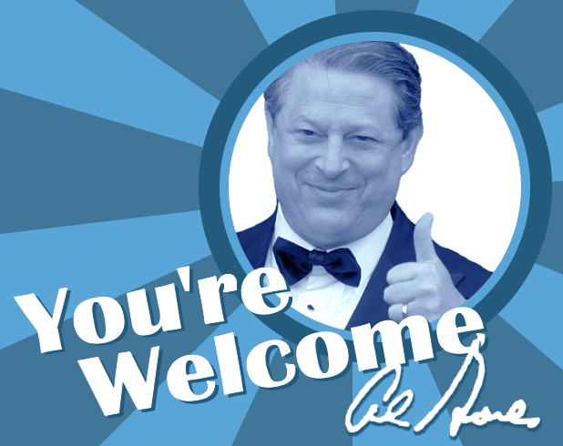 Gore - You're Welcome