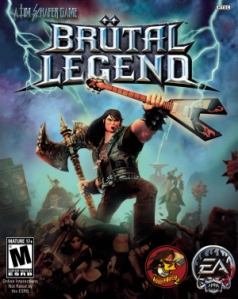 Brutal Legend Cover