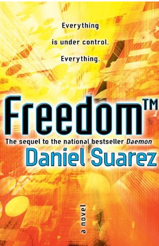 Freedom Book Daniel Suarez