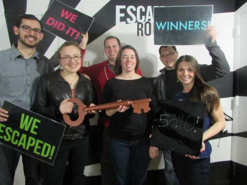 Second victory at Escape the Room NYC