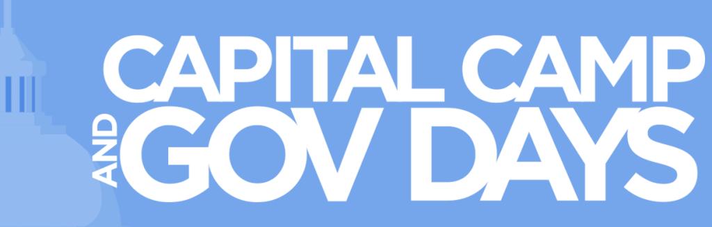 Drupal Capital Camp & Gov't Days 2014